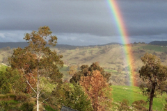 Rainbow in the Valley